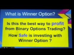 Binary Option Tutorials - WinnerOptions Video Course 24Winner  - Review of this new bina