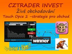 Binary Option Tutorials - WinnerOptions Video Course Touch opce - živé obchodování CZTRA