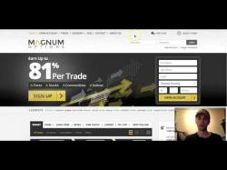 Binary Option Tutorials - Magnum Options Video Course Magnum Options Review 2016 -  What