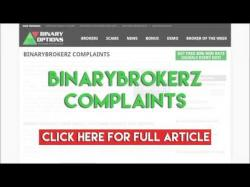 Binary Option Tutorials - Binary BrokerZ Review BinaryBrokerz Complaints