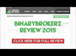 Binary Option Tutorials - Binary BrokerZ Review BinaryBrokerz Review 2015
