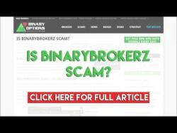 Binary Option Tutorials - Binary BrokerZ Review Is BinaryBrokerz Scam?