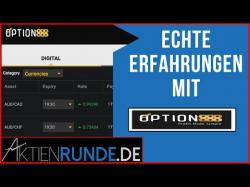 Binary Option Tutorials - Option888 Echte Option888 Erfahrungen und Tes