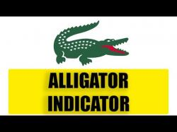 Binary Option Tutorials - IQ Option Binary stratagy Alligator Indicator