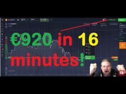 Binary Option Tutorials - IQ Option IQ Option €100 to €920 in 16 mi