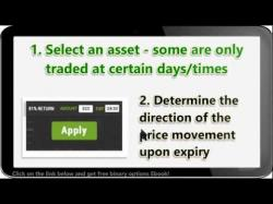 Binary Option Tutorials - Opteck Video Course choosing a binary options broker op