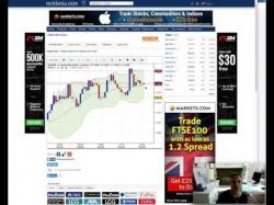 Binary Option Tutorials - PorterFinance Bollinger Bands. Live trading with