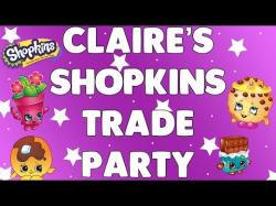 Binary Option Tutorials - trading party SHOPKINS Trading Party May 2016 at