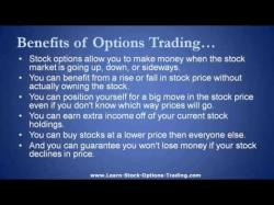 Binary Option Tutorials - trading made Options Trading Made Simple Live Ca