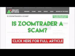Binary Option Tutorials - ZoomTrader Review Is ZoomTrader a Scam?