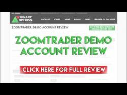Binary Option Tutorials - ZoomTrader Review ZoomTrader Demo Account Review