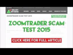 Binary Option Tutorials - ZoomTrader Review ZoomTrader Review 2015
