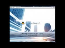 Binary Option Tutorials - trader performance Sterling Trader Pro v10.0