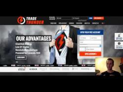 Binary Option Tutorials - HighLow Binary Video Course Trade Thunder Broker Review 2016 -