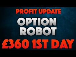 Binary Option Tutorials - Binary Options 360 OptionRobot £360 Profit in one Mor