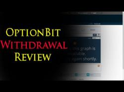 Binary Option Tutorials - OptionBit Review OptionBit Withdrawal Proof Review |