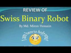 Binary Option Tutorials - Binary Dealer Review Swiss Binary Robot Review