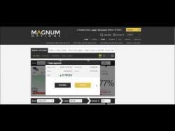 Binary Option Tutorials - Magnum Options Review Magnum Options - How to trade Signa
