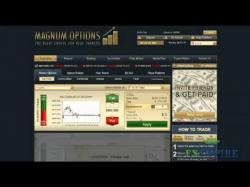 Binary Option Tutorials - Magnum Options Review Magnum Options Review By FXEmpire.c