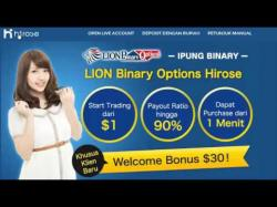 Binary Option Tutorials - forex binary Broker forex Hirose UK  welcome bon