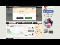 Binary Option Tutorials - SpotFN Video Course Part 5: 1 Hour Binary Trading Test: