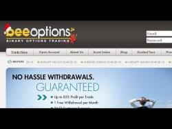 Binary Option Tutorials - Bee Options Review Beeoptions Withdrawal - Withdraw fr