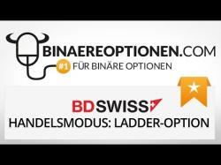 Binary Option Tutorials - BDSwiss Strategy BDSwiss Ladder/Leiter Handelsmodus