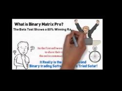 Binary Option Tutorials - GetBinary Review Binary Matrix Pro Review. One Minut