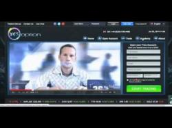 Binary Option Tutorials - YesOption How To Trade With  YesOption