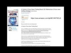 Binary Option Tutorials - forex breakout Forex News Trading - A Guide to tra