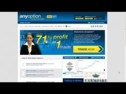 Binary Option Tutorials - AnyOption Review Anyoption Review By FXEmpire.com