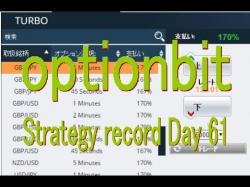 Binary Option Tutorials - OptionBit Strategy optionbit Strategy record Day 61